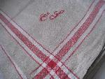 mangle cloth