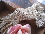 old lace glove
