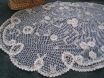princess lace oval