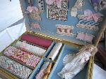 doll broderie box