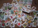 100 fruits poststamps