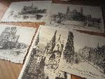 old paris cards