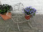 wire doll bed