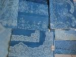 lace pattern papers