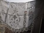 mini lace curtain