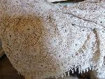 large lace spread