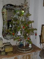 old christmas tree