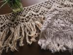 set of 2 lace