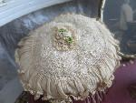 old lace cushion S