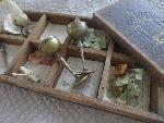 French brocante set