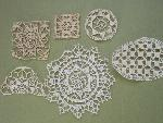 lace motief set