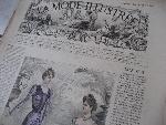 la mode illustree 1899