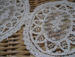 antique lace motief