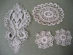 antique lace motiefs