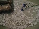Normandy lace doily B