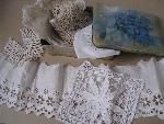 antique lace in box