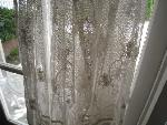 old curtain