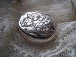 angel pill case <silver>