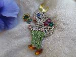 easter brooch